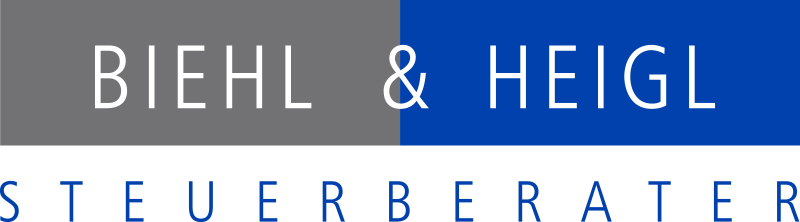 Footer Logo Steuerberater Biehl & Heigl